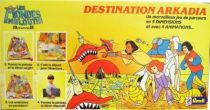 Spartakus and The Sun Beneath the Sea - board game - Destination Arkadia - Ceji-Revell