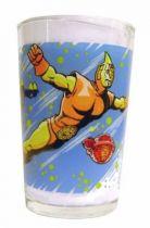 Spectreman - Amora Mustard glass - Spectreman crossing Space