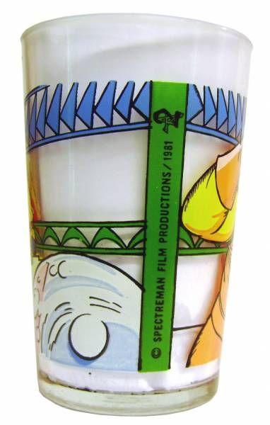 Spectreman - Amora Mustard glass - Spectreman vs Dr. Gori