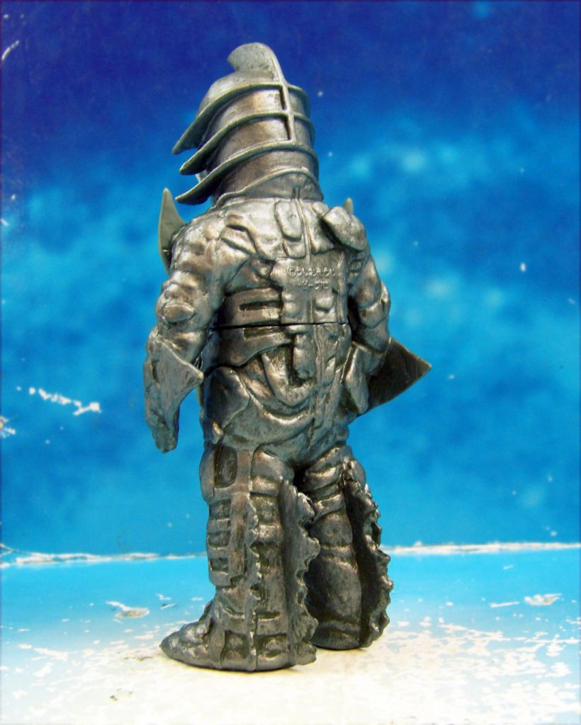 Spectreman - Yujin Super Real Figure Series - Silver Robo X