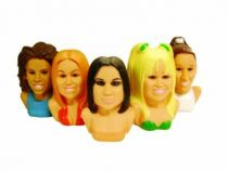 Spice Girls - Set of 5 Vinyl Busts