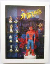 Spider-Man Série Animée 1996 - Coffret de fèves en porcelaine