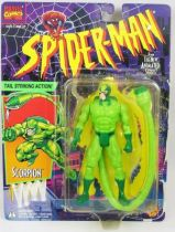 Spiderman - Animated Serie - Scorpion