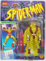 Spiderman - Animated Serie - Shocker