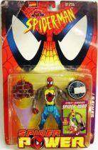 Spiderman - Animated Serie - Street Warrior Spider-Man