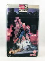 Spiderman - Marvel Comics - Kit à Coller (Lansay 1996)