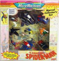 Spiderman - Micro-Machines Collector\'s Set - Galoob