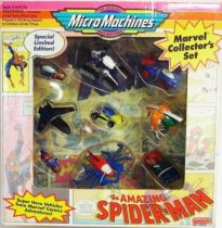 Spiderman - Micro-Machines Collector\'s Set - Galoob