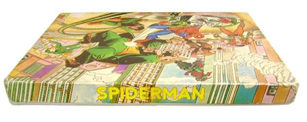 Spiderman - Multi-Print - Spiderman (Stamp set)