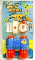 Spiderman - Pin Pin Toys - Binoculars & Compass