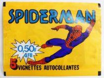 Spiderman - Prodifu Editions 1978 Stickers set