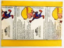 Spiderman - Prodifu Editions 1978 Stickers set