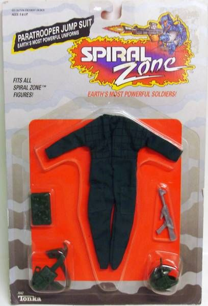 Spiral Zone Tonka - Paratrooper Jump Suit