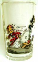 Spirou - Amora Mustard glass - Spirou & Cyanure