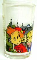 Spirou - Amora Mustard glass - Spirou & Fantasio