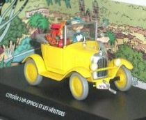 Spirou - Atlas Edtions Vehicle - Citroen 5hp from Spirou et les héritiers (Mint in box)