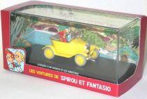 Spirou - Atlas Edtions Vehicle - Citroen 5hp from Spirou et les héritiers (Mint in box)
