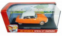 Spirou - Atlas Edtions Vehicle - Citroën ID 19 from Z asZorglub (mint in box)