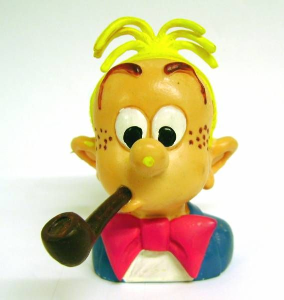 Spirou - Comic Spain PVC Figure - Fantasio bust