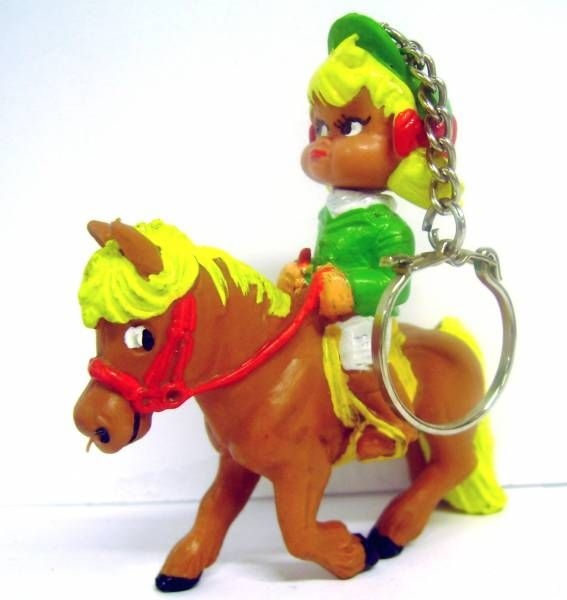 Sport-Billy - Keychain - Lilly Equitation
