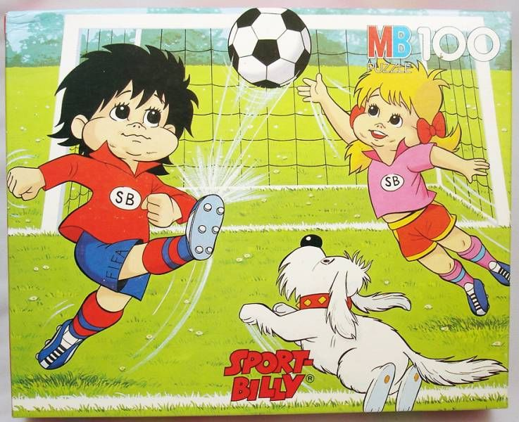 Sport-Billy - MB Jigsaw puzzle (ref.625.3474.02)