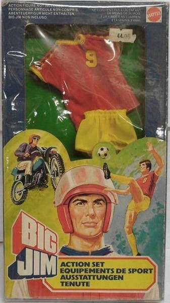 Sport series - Soccer Star Action set (ref.5426)
