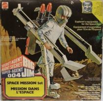 Spy series - Mint in box Space Mission set (ref.2686)