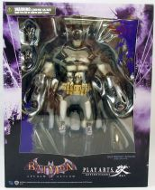 Square Enix  - Batman Arkham Asylum - Play Arts Kai Action Figure - Batman Armored