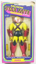 Star Mite Galactic Warrior - Empire Toys - Mars (Mint in Box)