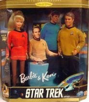 Star Trek Barbie & Ken - Mattel 1996 (ref.15006)