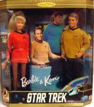 Star Trek Barbie & Ken - Mattel 1996 (ref.15006)