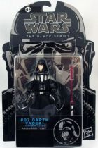 Star Wars - #07 Darth Vader (Dagobah Test) - The Black Series