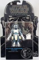 Star Wars - #12 Clone Commander Wolffe - The Black Series