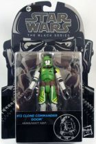 Star Wars - #13 Clone Commander Doom - The Black Series