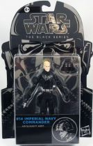 Star Wars - #14 Imperial Navy Commander - The Black Series