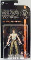 Star Wars - #21 Luke Skywalker (Dagobah) - The Black Series