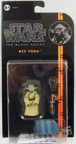 Star Wars - #22 Yoda (Dagobah) - The Black Series