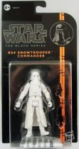 Star Wars - #24 Snowtrooper Commander - The Black Series