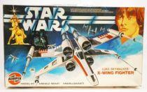 Star Wars - Airfix 1983 - Luke Skywalker\'s X-Wing Fighter