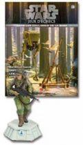 Star Wars - Altaya Chess - #14 Rebel Commando - White Pawn