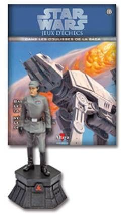 Star Wars - Altaya Chess - #16 General Veers - Black Bishop