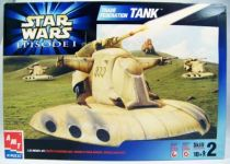 Star Wars Episode 1 - AMT ERTL Model Kit - Trade Federation Tank (1 32ème) 01