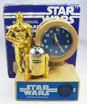 Star Wars - Bradley Time 1984 - Quartz Talking Alarm Clock (C-3PO & R2-D2)