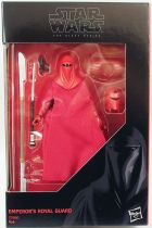 Star Wars - Emperor\'s Royal Guard - The Black Series 3.75""