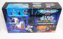 Star Wars - Galoob MicroMachines - Darth Vader / Bespin