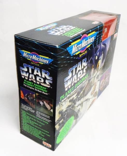 Star Wars - Galoob MicroMachines - Planet Dagobah