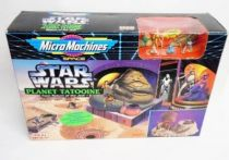 Star Wars - Galoob MicroMachines - Planet Tatooine