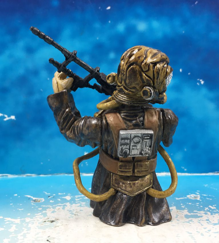 Star Wars - Gentle Giant Bust-Ups (Micro-Bust) - Zuckuss (series 3)