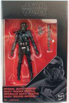 "Star Wars - Imperial Death Trooper - The Black Series 3.75\"""