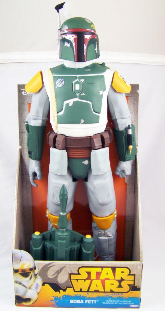 Star Wars - Jakks Pacific - Boba Fett (50cm env.)